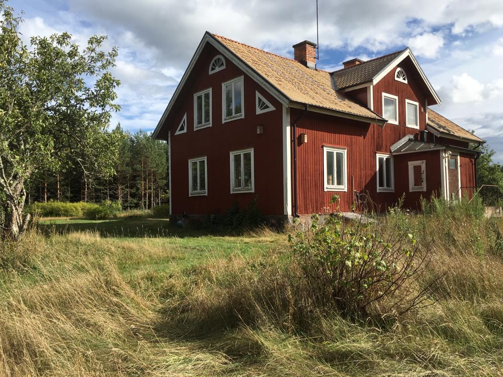 Schwedenhaus zum Verkauf